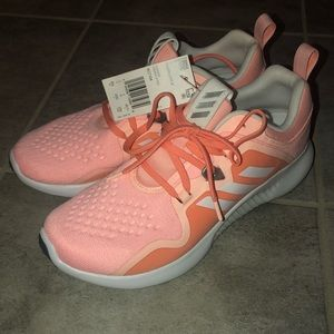 NEW Womens Adidas Edgebounce W Pink 8.5 Athletic